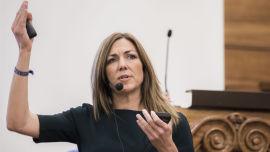 <p>Thina Margrethe Saltvedt, sjefanalytiker for olje i Nordea Markets</p>