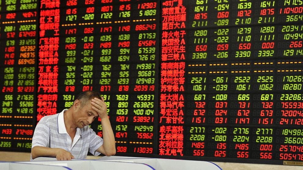<p><b>NEDJUSTERES:</b> Det går ikke overveldende bra med den kinesiske økonomien. Nå blir yuan mindre verdt.<br/></p>