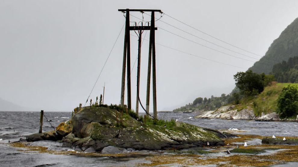 <p><b>SPÅR KRAFTIG PRISØKNING OM FEM ÅR:</b> Senior konsulent i Thema Consulting, Marius Holm Rennesund, mener strømprisen på energibørsen vil øke kraftig om fem år.<br/></p>