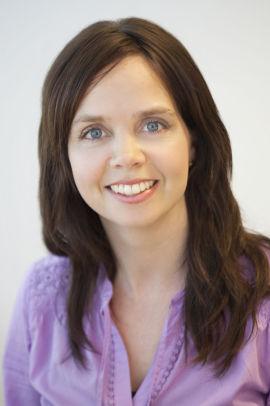Nina Dyrøy, ansvarlig for samfunnsansvar Skandiabanken.