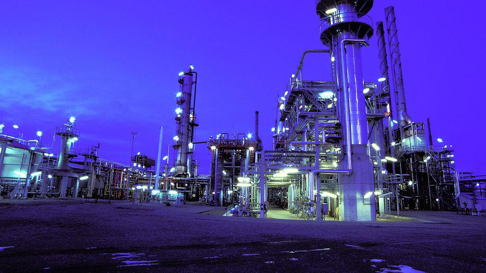 <p><b>ØKTE MARGINER:</b> Raffineriet på Slagentangen i Vestfold omformer råolje til blant annet bensin. Råoljen kommer hovedsakelig fra Nordsjøen. Det er ExxonMobil i Norge som driver raffineriet.</p>