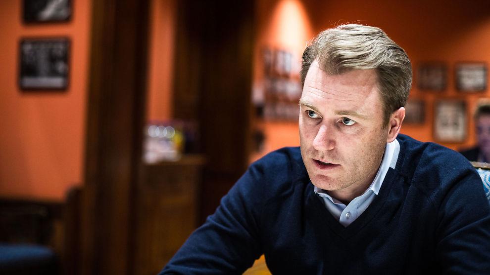 <p><b>KJØPER:</b> Ålesunderen Pål Kibsgaard er toppsjef i Schlumberger, som er verdens største oljeserviceselskap.<br/></p>