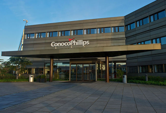 Lærling conocophillips