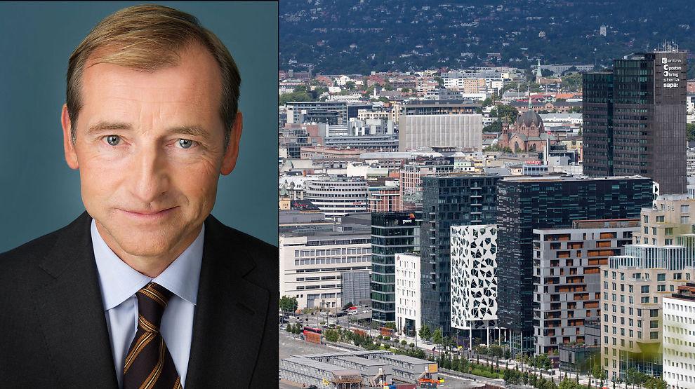 <p><b>VARSLER NY LOKKEPRIS-RUNDE:</b> NEF-direktør Carl O. Geving sier problemet er særlig utbredt i hovedstaden, hvor prisveksten har vært sterk de siste årene.<br/></p>