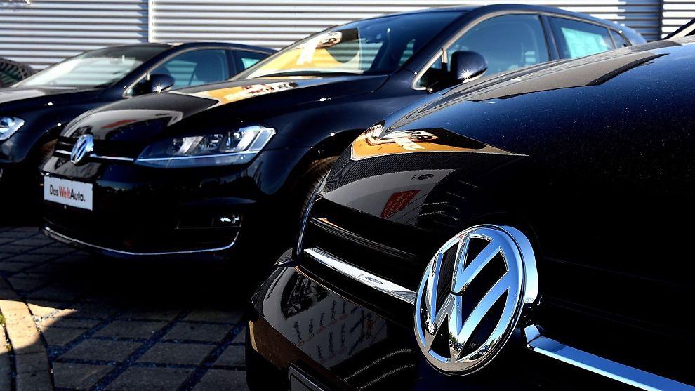 <p><b>TI GANGER MER:</b> Utslippene fra Volkswagen og Audi er store.<br/></p>