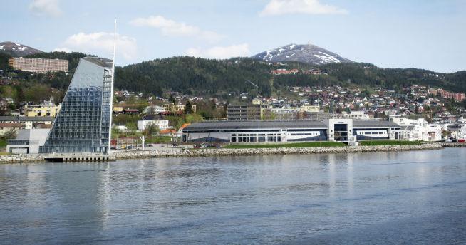<p><b>ENSOM KAMP:</b> Over halvparten av salgsprossesene i Molde gjøres unna med en budgiver om dagen.<br/></p>