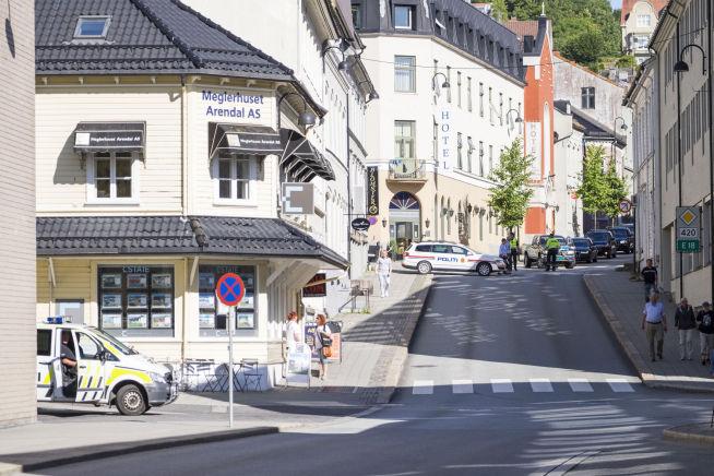 <p><b>LYSE TIDER:</b> Til tross for en stor oljesektor i Arendal er boligmarkedet foreløpig ikke påvirket av svakere tider i Norges største bransje.<br/></p>