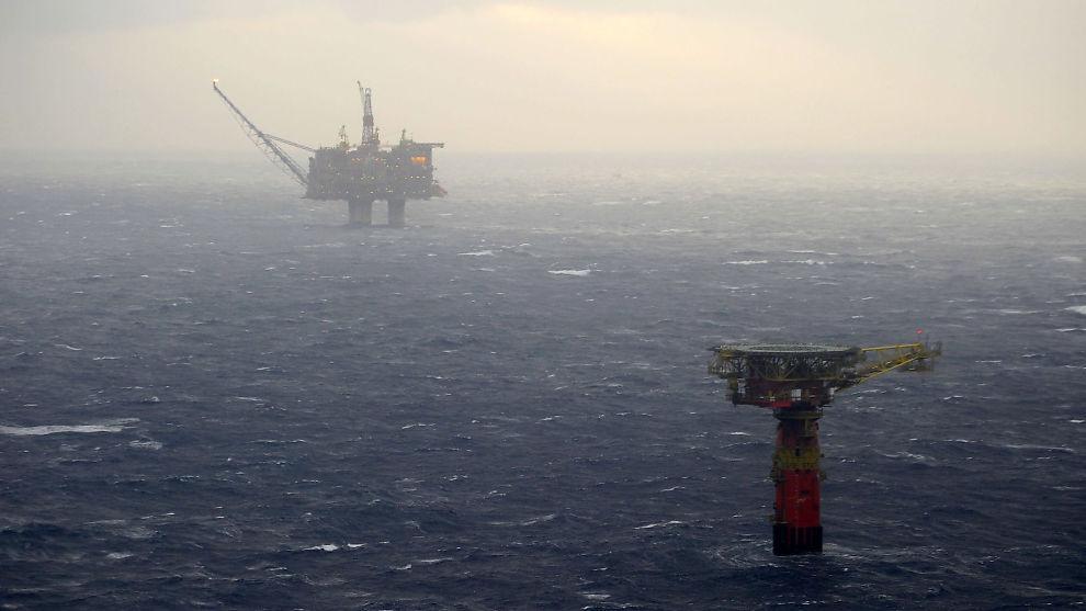 oljeutslipp i norge