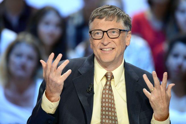 <p><b>TOPPER LISTA:</b> Bill Gates er verdens rikeste mann.<br/></p>