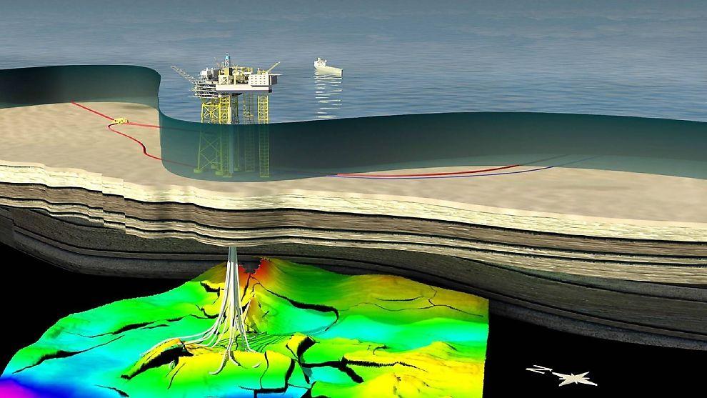 <p><b>GAMMEL KJENNING:</b> Gina Krog-feltet (som tidligere het Dagny) ble opprinnelig funnet på 70-tallet. I 2007 ble det gjort nye funn og det ble boret flere brønner i perioden frem til 2011, som avdekket enda mer olje og gass.<br/></p>
