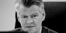 Fridtjof Jebsen, administrerende direktør i Tellus Petroleum