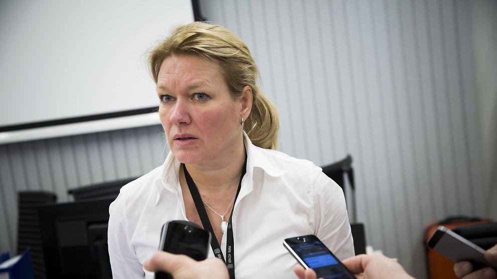 <p><b>ETTERFORSKER:</b> Førstestatsadvokat Marianne Djupesland i Økokrim, her avbildet under Yara-rettssaken.</p>
