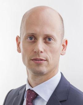 Seniorøkonom Øystein Børsum i Swedbank.