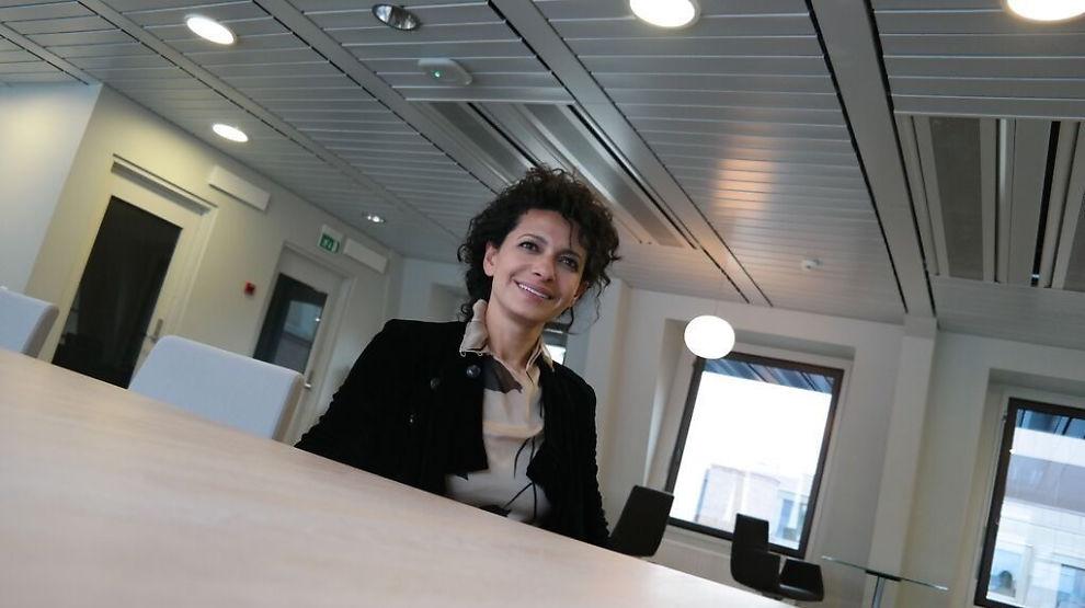 <p><b>GRÜNDERAMBASSADØR:</b> Julie Hanna har vært med på å bygge opp fem selskaper i Silicon Valley, er i dag styreleder i crowdfunding-organisasjonen Kiva og blitt utnevnt Barack Obamas entreprenørambassadør.</p>