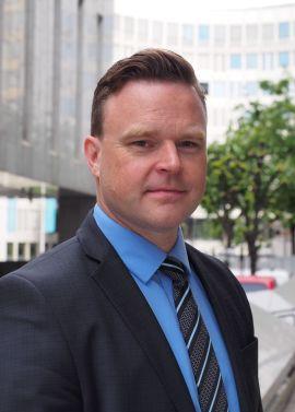 Thor. B. Mosaker, seniorpartner og regiondirektør for Norge og Tyskland i Zacco.
