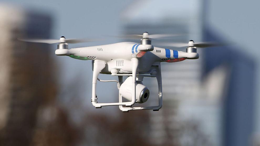 <p><b>DRONE:</b> Flere store amerikanske selskap ønsker å levere pakker til sine kunder med droner.</p>