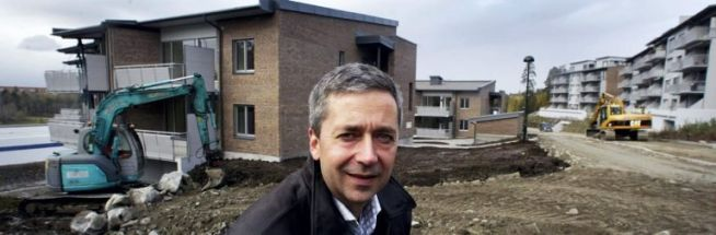 <p><b>TROR IKKE PÅ PRISFALL:</b> Partner Bjørn Erik Øye i Prognosesenteret.<br/></p>