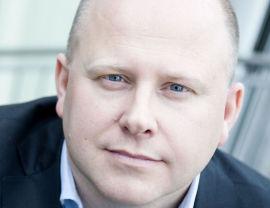<p><b>BOLIGPRISENE KAN ØKE:</b> Administrerende direktør i Selvaag Bolig, Baard Schumann.</p>