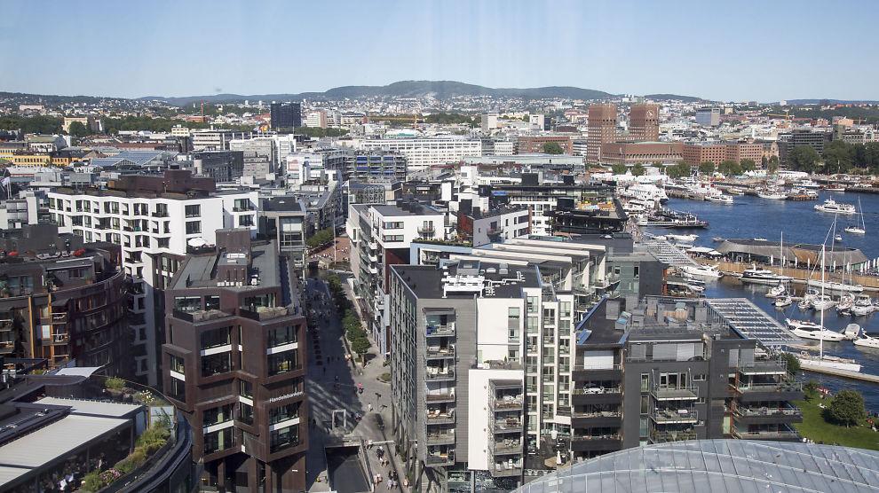 <p><b>ØKER:</b> Ekspertene tror boligprisene i Oslo kan øke betraktelig.<br/></p>