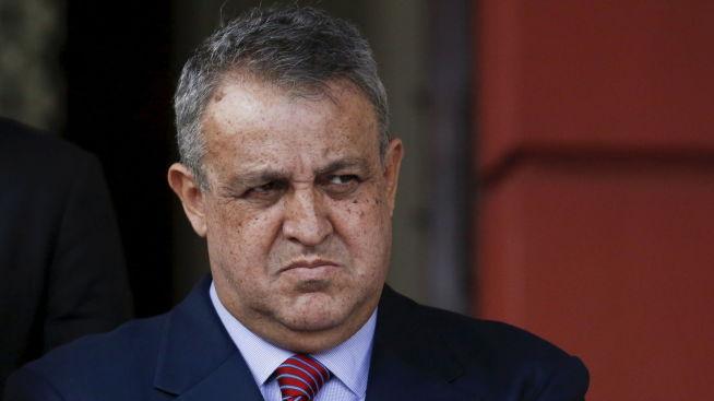 <p><b>FRYKTER NY OLJENEDTUR:</b> Venezuelas oljeminister Eulogio Del Pino.</p>