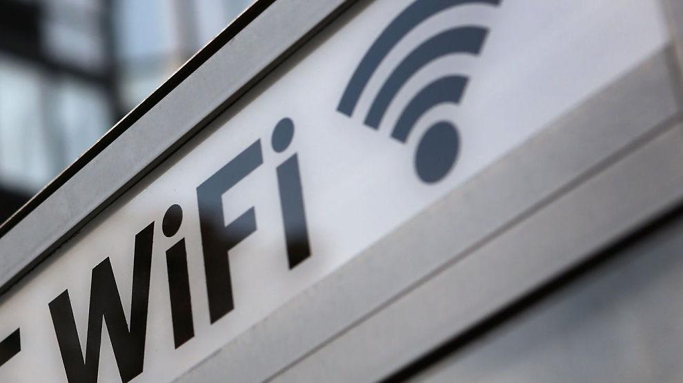 wifi ikke innen rekkevidde