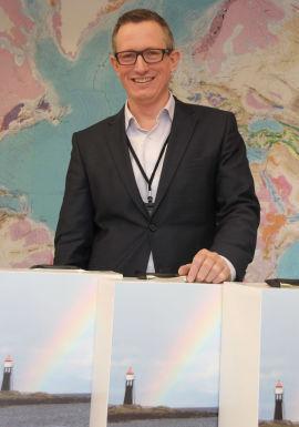Jez Averty, Statoils letedirektør på norsk sokkel