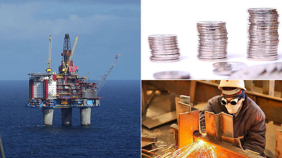 """<p><b>OLJEBREMS:</b> DNB Markets tror ikke det snur for norsk økonomi med det første, heter det i deres ferske rapport """"økonomiske utsikter"""".<br/></p>"""