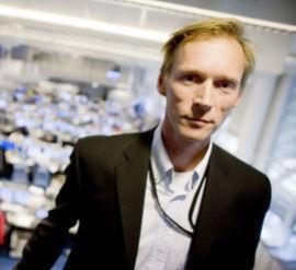 <p>Seniorøkonom Kyrre Aamdal i DNB Markets.<br/></p>