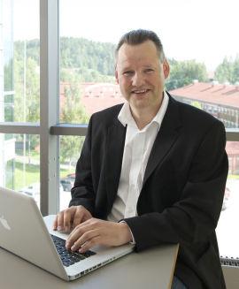 <p><b>POSITIV:</b> Vidar Sandland, datasikkerhetsekspert og seniorrådgiver hos NorSIS</p>