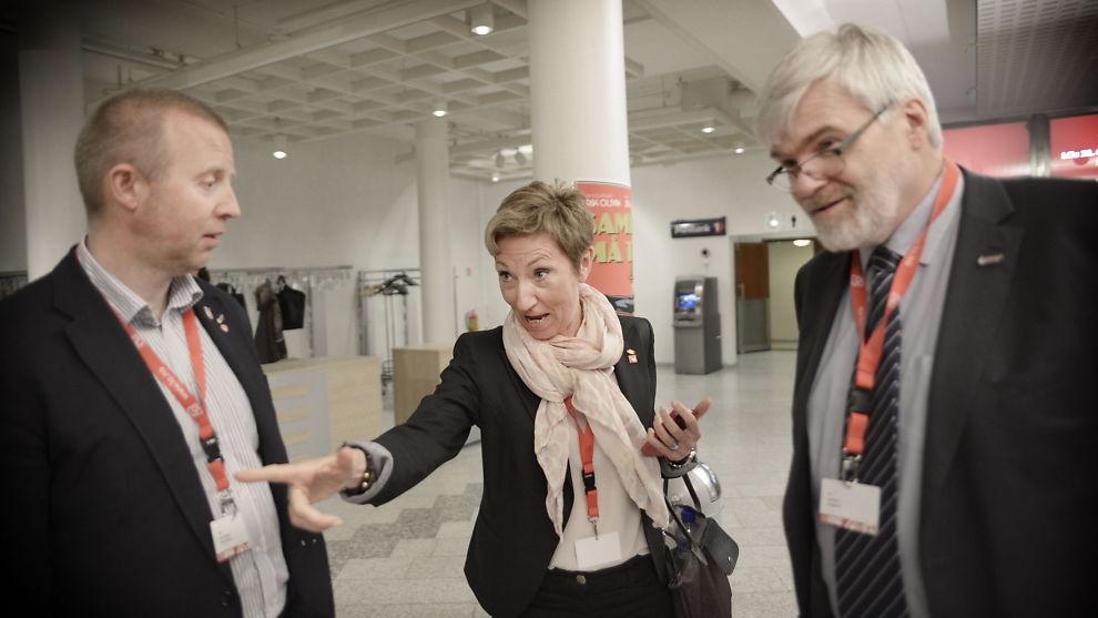 Hessen møter kvinner