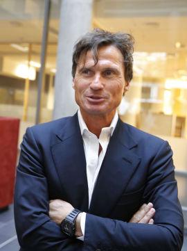 <p>HOTELLKONGE: Det er Petter Stordalen som eier designhotellet «The Thief».<br/></p>