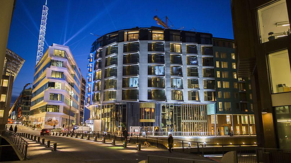 <p>BLANT VERDENS BESTE: Hotellet The Thief på Tjuvholmen i Oslo har kommet inn på en prestisjetung liste.<br/></p>