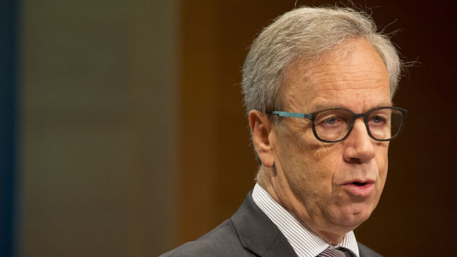<p>Sentralbanksjef Øystein Olsen i Norges Bank<br/></p>