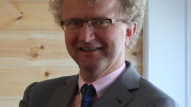 <p>Jan Ludvig Andreassen, sjeføkonom i Eika.</p>