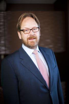 <p>Sjeføkonom Stein Bruun i SEB.</p>