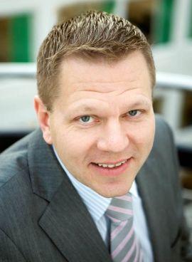 Leif Rune Rein, sjefstrateg i Nordea.