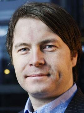 Kommunikasjonsrådgiver Vidar Korsberg Dalsbø i DNB