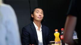 <p>Senior porteføljeforvalter Olav Chen i Storebrand</p>