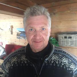 <p>Drift- og etableringsjef Thron Sperre Olsen i Uno X.</p>