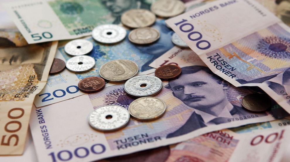 penger fra utlandet til norge