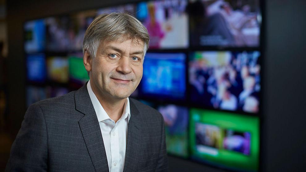 <p><b>FULL PAKKE:</b> Gunnar Evensen, konsernsjef i Get, vil nå kapre en større del av telemarkedet ved å tilby mobiltjenester i tillegg til bredbånd og kabel-TV.</p>