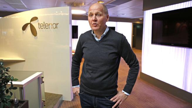 <p><b>ØNSKET BORT:</b> Toppsjefen i Telenor, Sigve Brekke, er ønsket fjernet av styreleder Gunn Wærsted.</p>