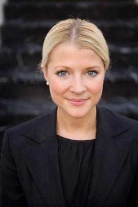 <p>Investeringsstrateg Sigrid Wilter Slørstad i Nordea.</p>