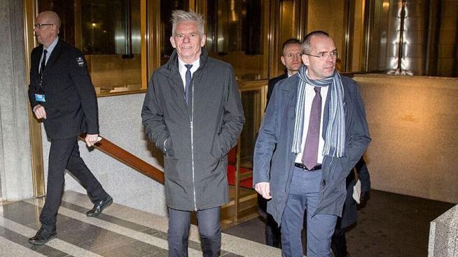 <p><b>BEKYMRET:</b> Økonomiprofessor Kalle Moene håper handlingsregelen ikke uthules.</p>
