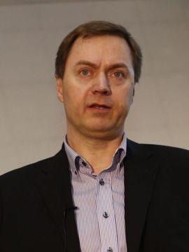 <p>Knut E. Sunde fra Norsk Industri</p>