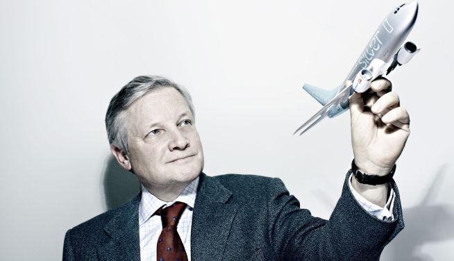 <p><b>BLIR SATT UNDER ADMINISTRASJON:</b> Administrerende direktør Mikkel A. Berg og Silver Pensjonsforsikring.</p>