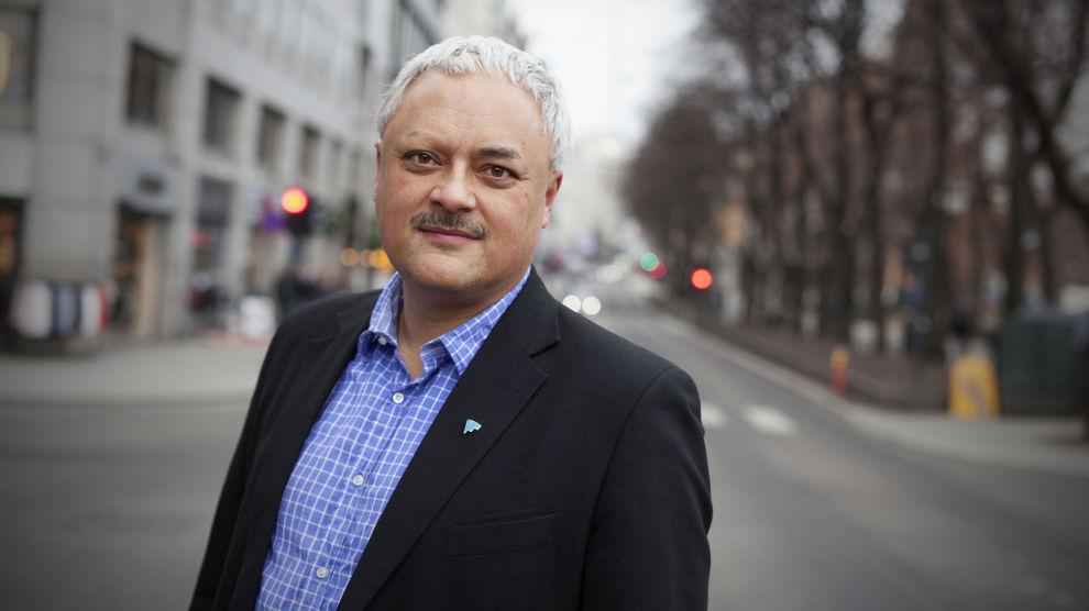 <p><b>FIKK VILJEN SIN:</b> Fagdirektør Jorge Jensen og forbrukerrådet får gå til gruppesøksmål mot DNB.</p>