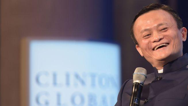 <p><b>DETRONISERT</b>: Alibaba-gründer Jack Ma.</p>
