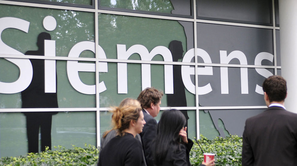 Siemens finans