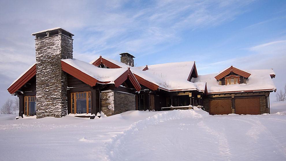 Modernistisk Dette er landets dyreste hytter - Eiendom - Privat - E24 OB-16